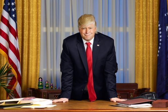 The President Show TV show on Comedy Central: (canceled or renewed?)