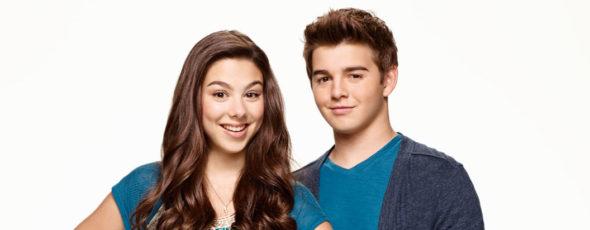 The Thundermans TV show on Nickelodeon: canceled, no season 5