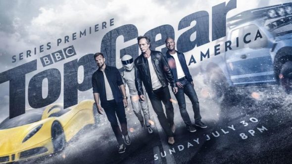 Top Gear America TV Show: canceled or renewed?