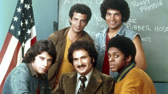 Welcome Back, Kotter TV show: (canceled or renewed?)