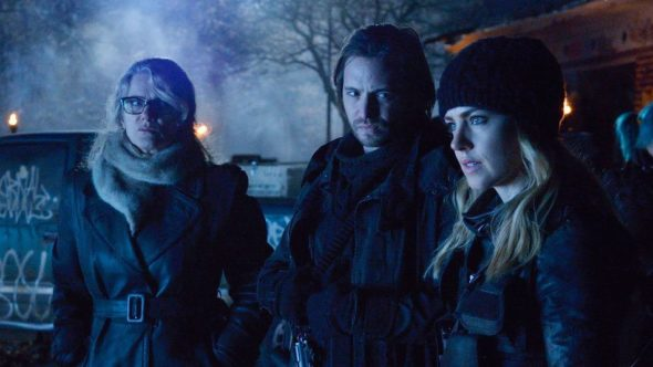 12 Monkeys TV show on Syfy: season 3 ratings (canceled or renewed for season 4?)