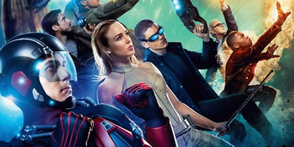 DC's Legends of Tomorrow TV Show: canceled or renewed?