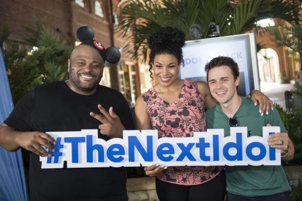 American Idol TV show on ABC: (canceled or renewed?)