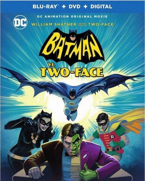 Adam West's final role as Batman in Batman vs. Two-Face (canceled or renewed?)
