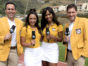 Battle of the Network Stars TV show on ABC: season one viewer voting