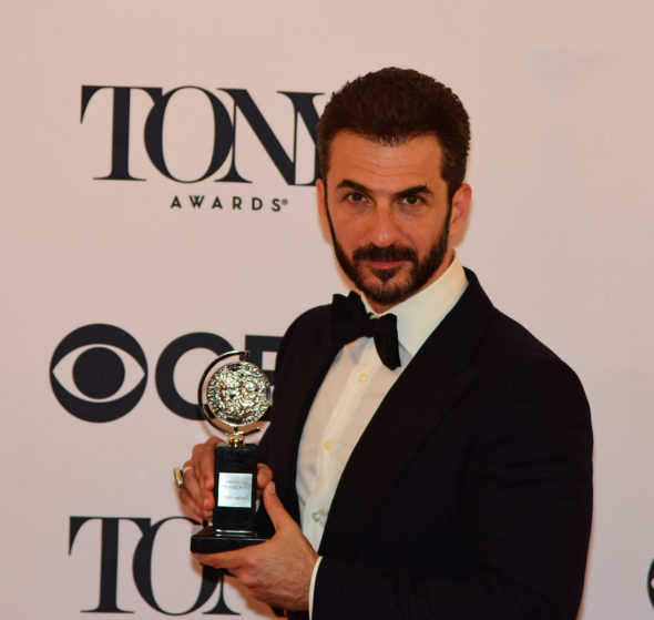Aida Turturro & Michael Aronov join The Blacklist TV show on NBC: season 5 (canceled or renewed?)