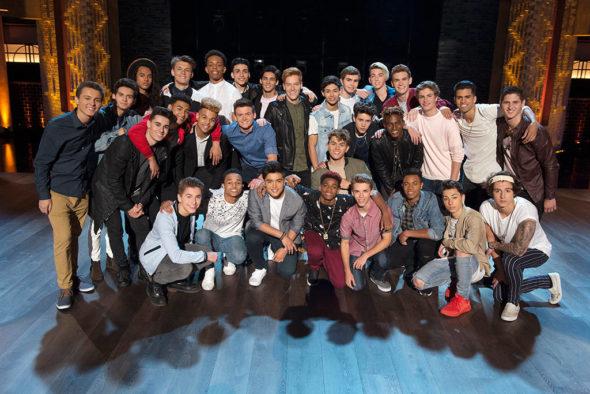 Boy Band TV show on ABC: (canceled or renewed?)
