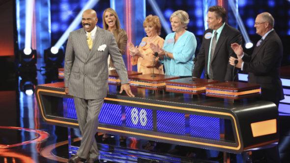 Celebrity Family Feud TV show on ABC: season 4