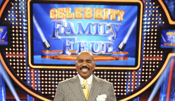 Celebrity Family Feud TV show on ABC: season 3 viewer voting
