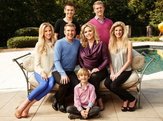 Chrisley Knows Best TV show on USA Network: (canceled or renewed?)