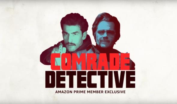 Comrade Detective TV show on Amazon: (canceled or renewed?)