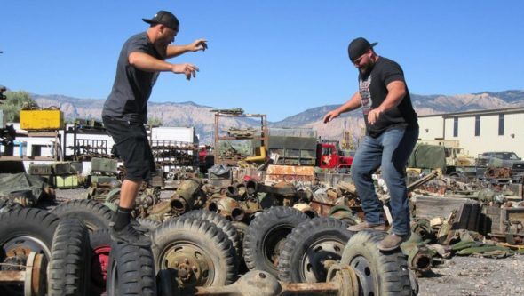 Diesel Brothers TV show on Discovery: (canceled or renewed?)
