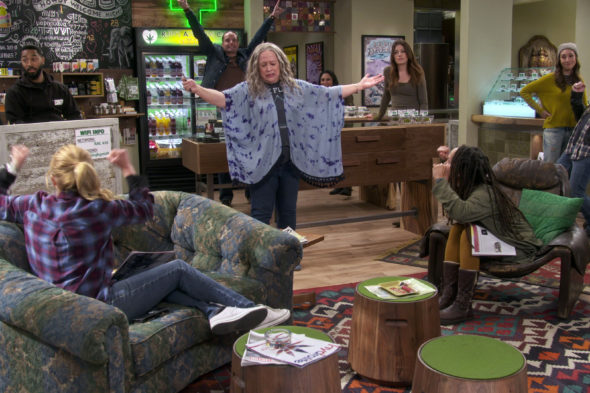 Disjointed TV show on Netflix: season 1 (canceled or renewed?)