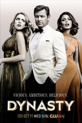Dynasty TV show on The CW (canceled or renewed?)