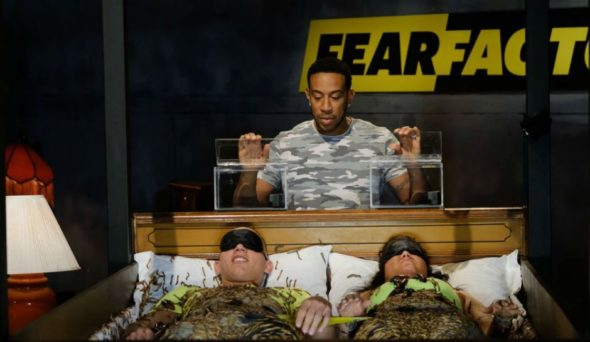 Fear Factor TV show on MTV renewed for season two