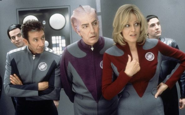 Galaxy Quest TV show on Amazon: (canceled or renewed?)