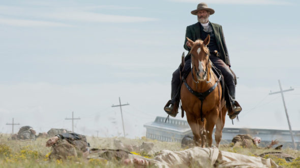 Look images from Steven Soderbergh's Western series Godless
