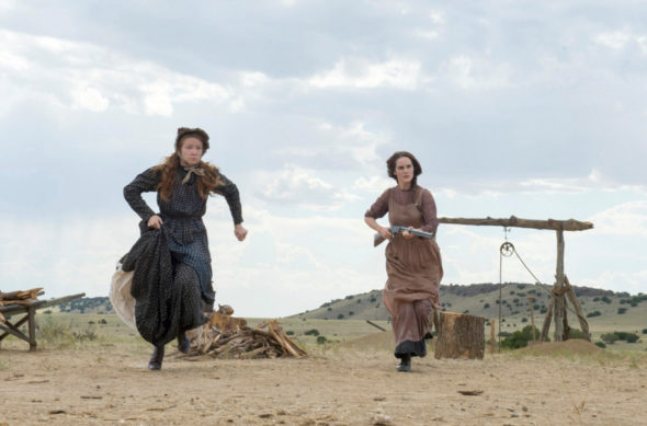 Godless TV show on Netflix: (canceled or renewed?)