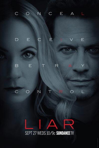Liar TV show on SundanceTV: season 1 (canceled or renewed?)