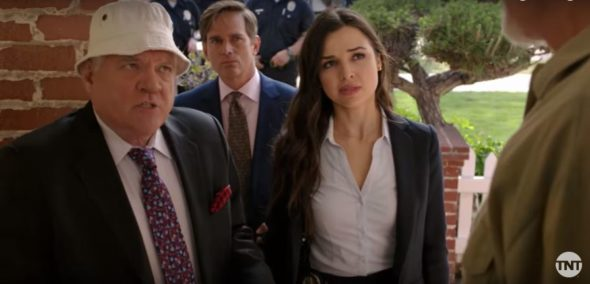 Major Crimes TV show on TNT: season 6
