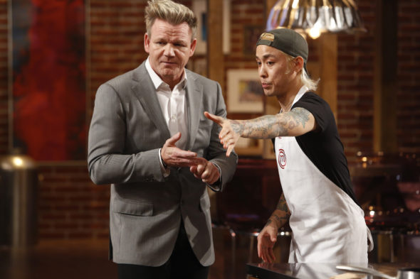 MasterChef: Season Nine; The Judges Battle It Out on the FOX Premiere – canceled TV shows