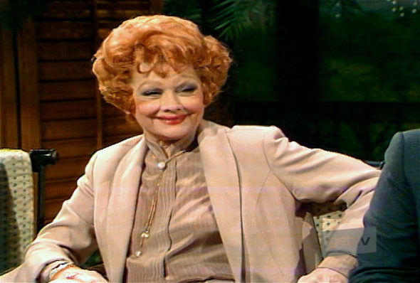Lucille Ball on The Merv Griffin Show