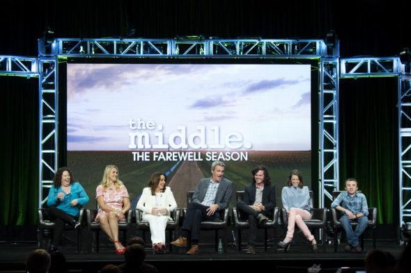 Season 9 of The Middle TV show on ABC: ending, no season 10