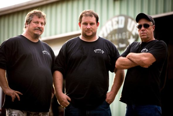 Misfit Garage TV Show: canceled or renewed?