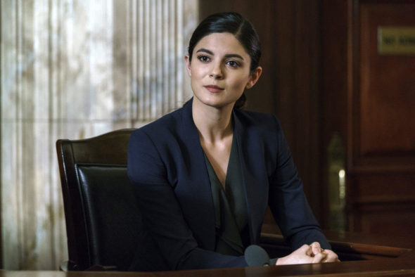 Chicago Justice TV show on NBC: (canceled or renewed?)