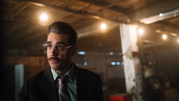 Mr. Robot TV show on USA Network: (canceled or renewed?)
