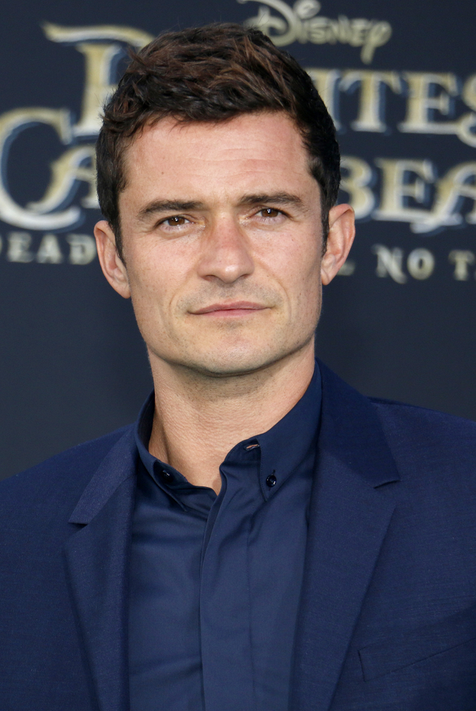 Orlando Bloom Carnival Row