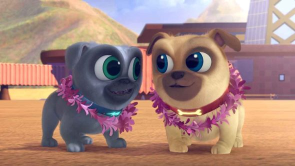 Puppy Dog Pals TV show on Disney Junior: (canceled or renewed?)