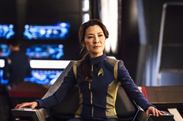 Star Trek: Discovery TV show on CBS All Access: season 1 (canceled or renewed?)