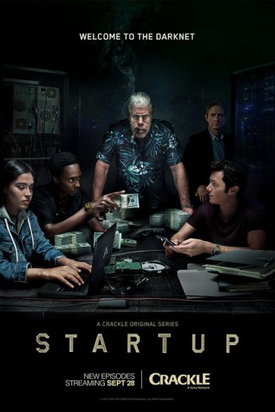 StartUp TV show on Crackle: season 2 (canceled or renewed?)