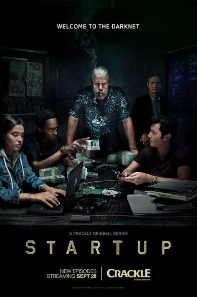 StartUp TV show on Crackle: season 2 (canceled or renewed?)