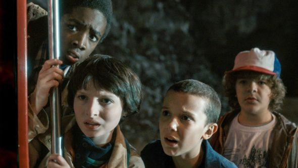 Stranger Things TV show on Netflix: (canceled or renewed?)