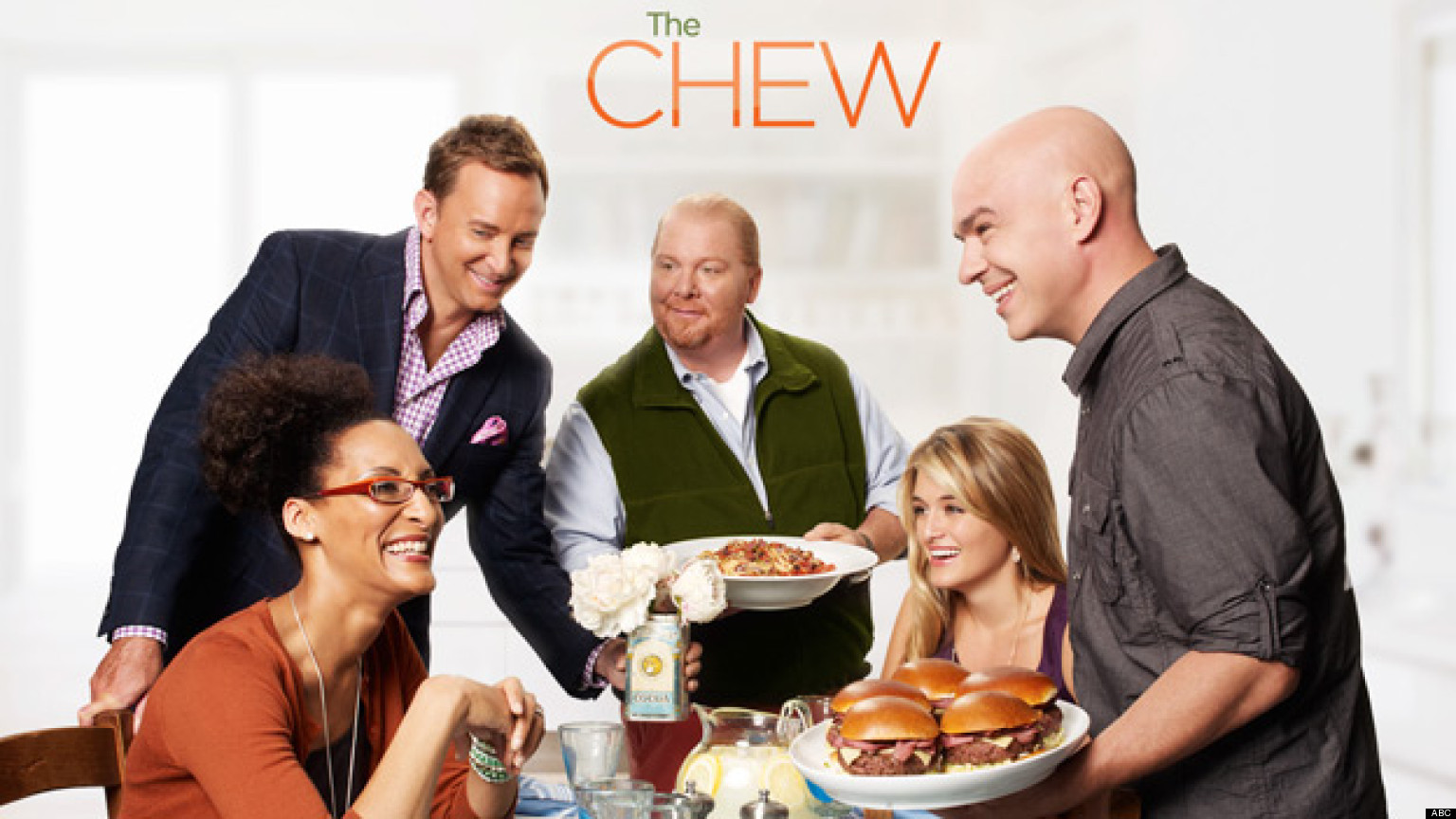 The Chew the chew: season seven; one co-host won't be back - canceled tv