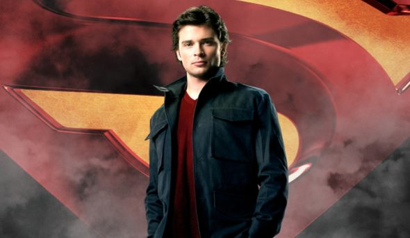 Smallville TV Show: canceled or renewed?