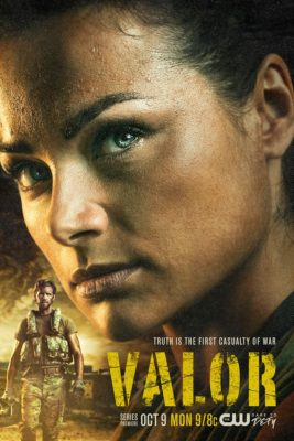 Valor TV show on The CW (canceled or renewed?)