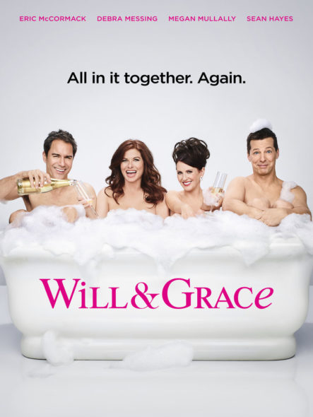 Will & Grace TV show on NBC: season 9 (canceled or renewed?)