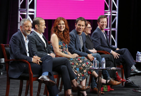 Will & Grace TV Show: canceled or renewed?