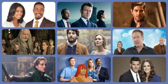 150 Ending Or Cancelled Tv Shows For The 2016 17 Season