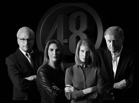 48 hours on cbs canceled or season 31 release date canceled tv