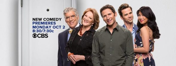 9JKL TV show on CBS: season 1 ratings (cancel renew season 2?)