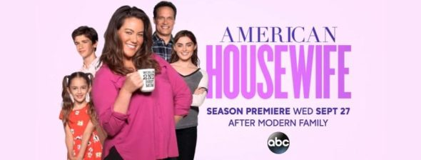 American Housewife TV show on ABC: season 2 ratings (canceled or season 3 renewal?)