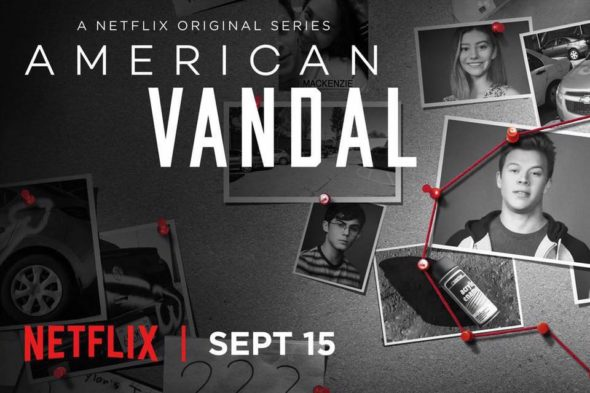 American Vandal TV show on Netflix: canceled or renewed?