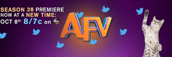 America's Funniest Home Videos TV show on ABC: season 28 ratings (cancel or renew season 29)