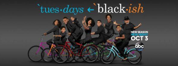 Black-ish TV show on ABC: season 4 ratings (cancel or renew season 5?)