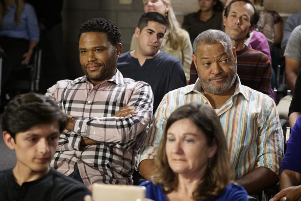 Black-ish TV show on ABC: season 4 viewer voting episode ratings (cancel renew season 5?)