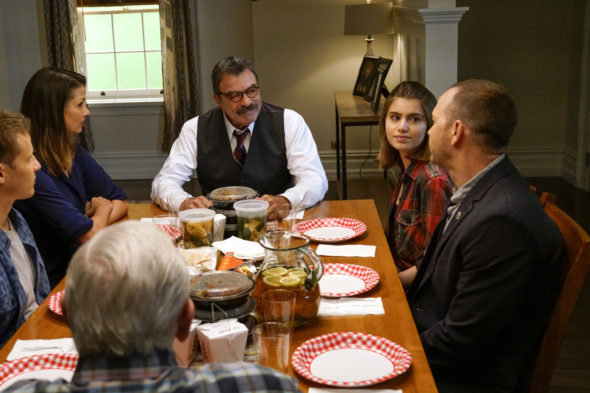 Blue Bloods TV Show on CBS: Season 8 Viewer Votes - canceled TV